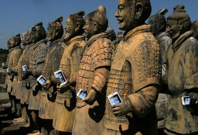 国产手机市场下滑 阵痛还是长痛_网游综合区动